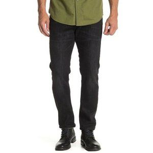 Lucky Brand Black Wash 410 Athletic Slim Fit Jeans